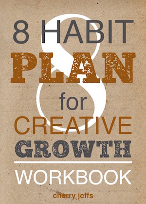 8 Habit Plan for Creative Growth eBook