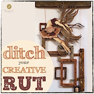 ditch your creative rut - graphic link