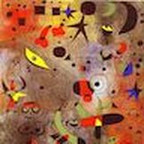 Miró painting icon