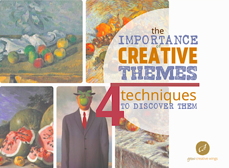 Free ebook 4 Techniques to Discover Creative Themes